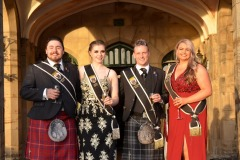 2019 and 2018 Edinburgh Captains and Lasses