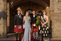 2019 Edinburgh Captain and Lass and guests