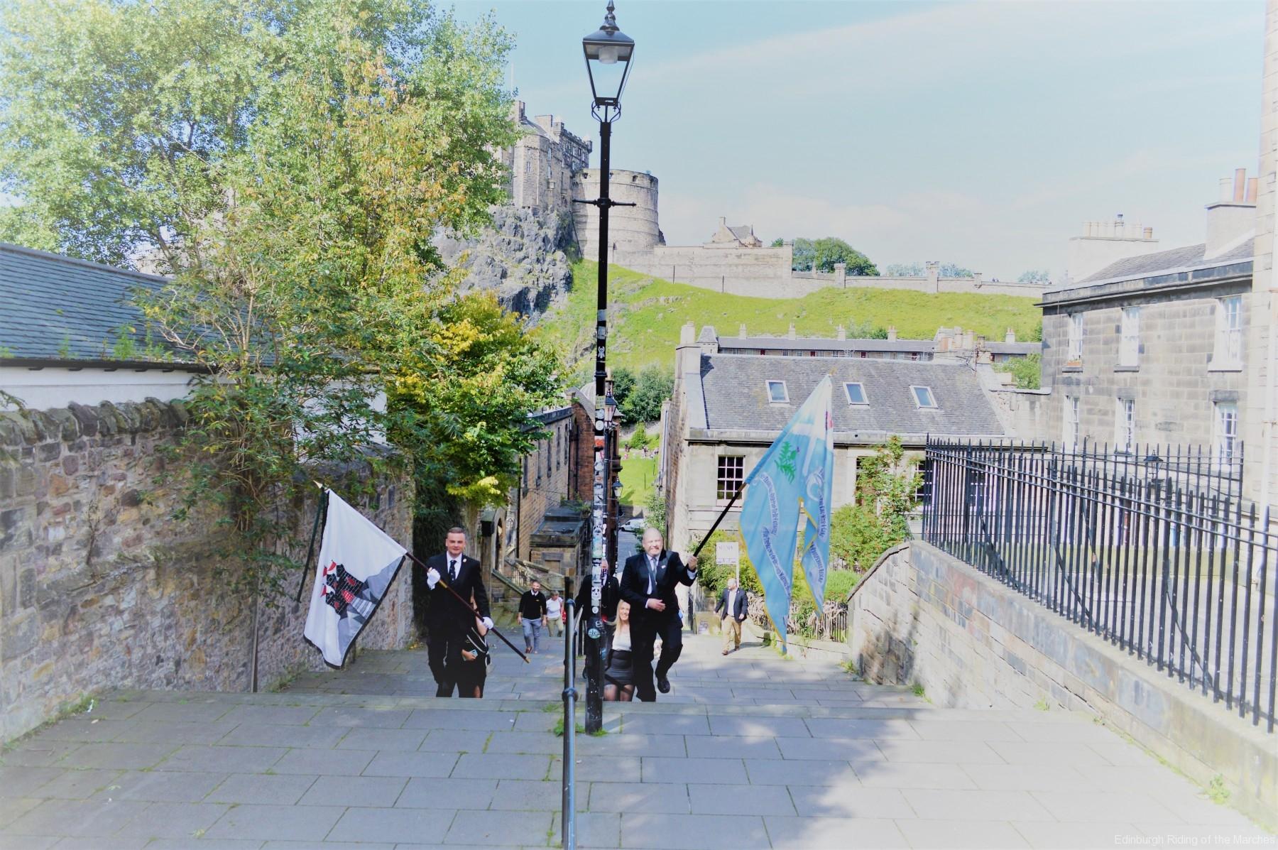 Flodden Wall Walk