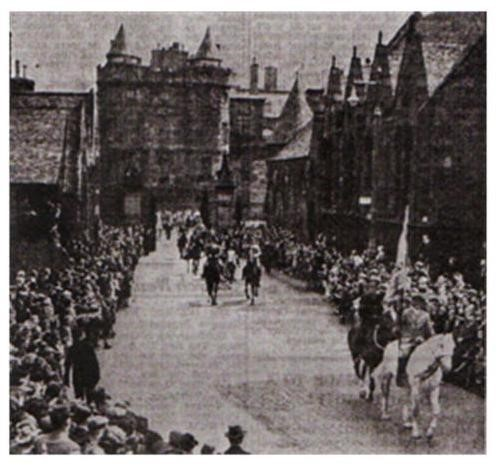 1946 Edinburgh Riding of the Marches