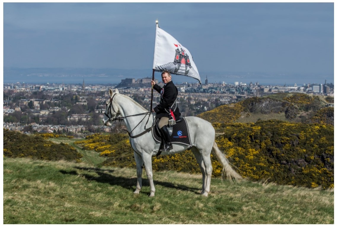 2017 Edinburgh Captain