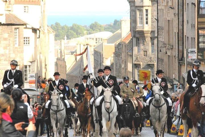 2009 Edinburgh Riding of the Marches