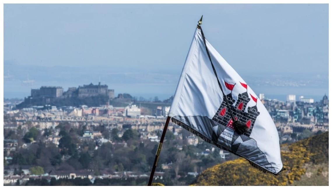 The City of Edinburgh Banner
