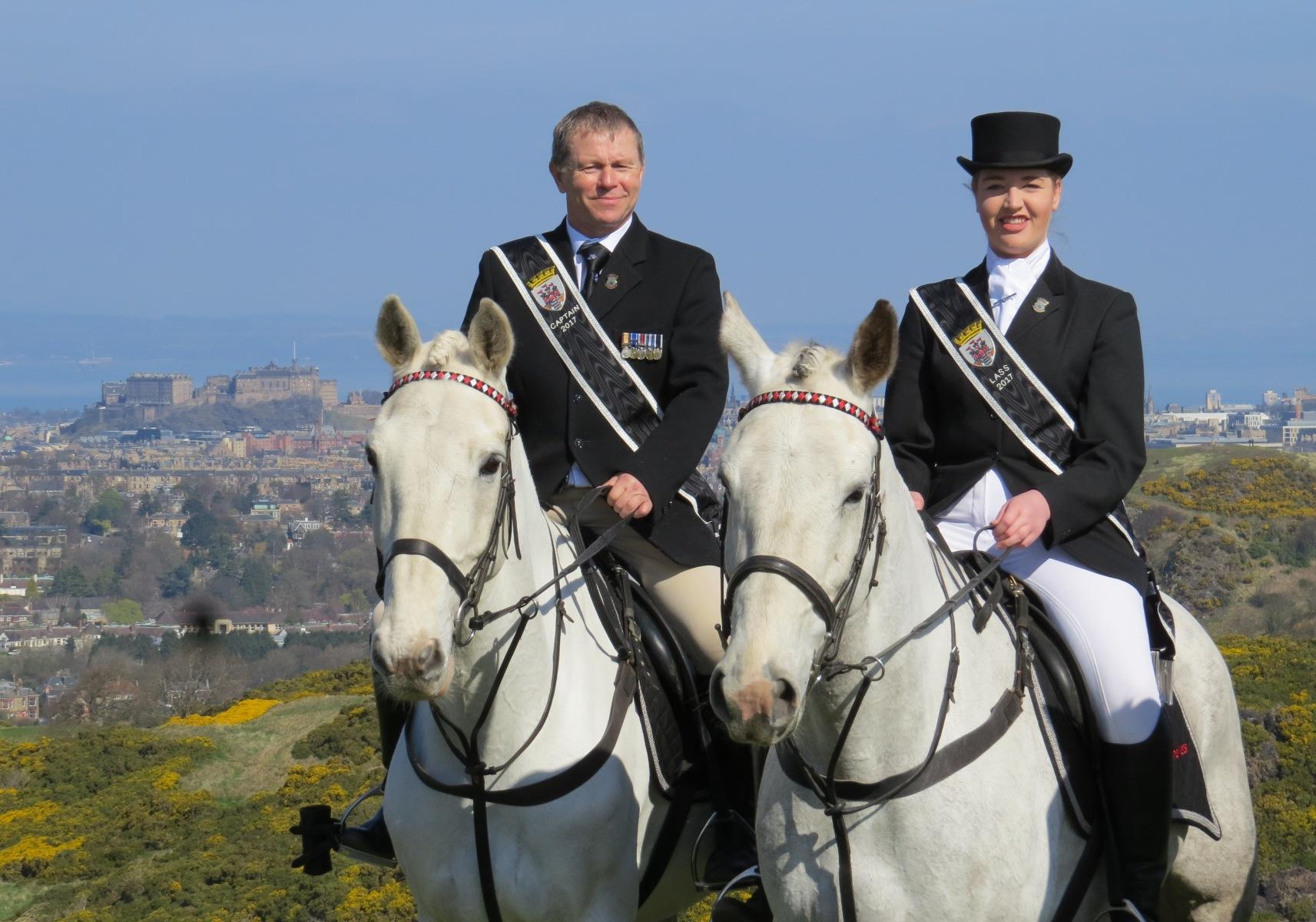 2017 Edinburgh Captain and Lass