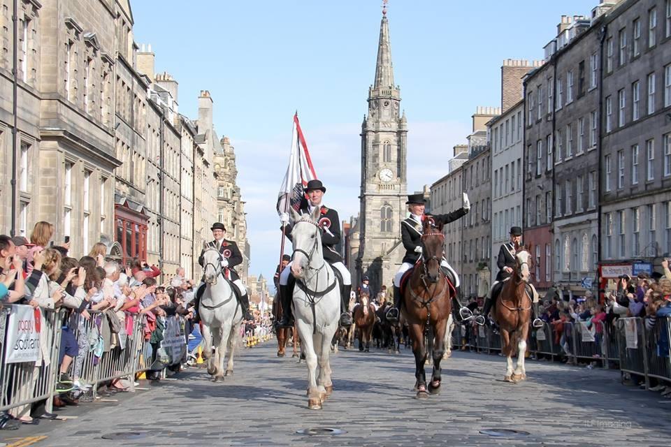 2011 Edinburgh Riding of the Marches