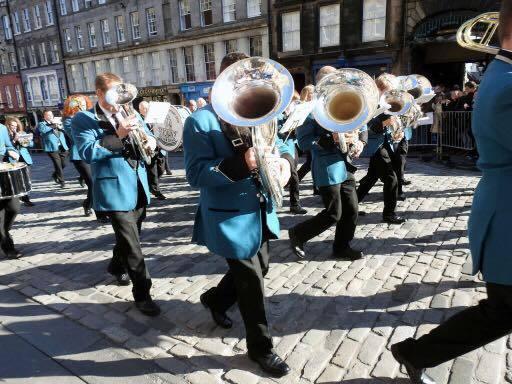 St Ronans Silver Band