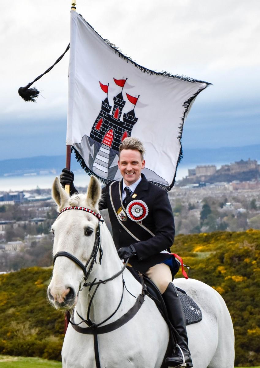 2018 Edinburgh Captain