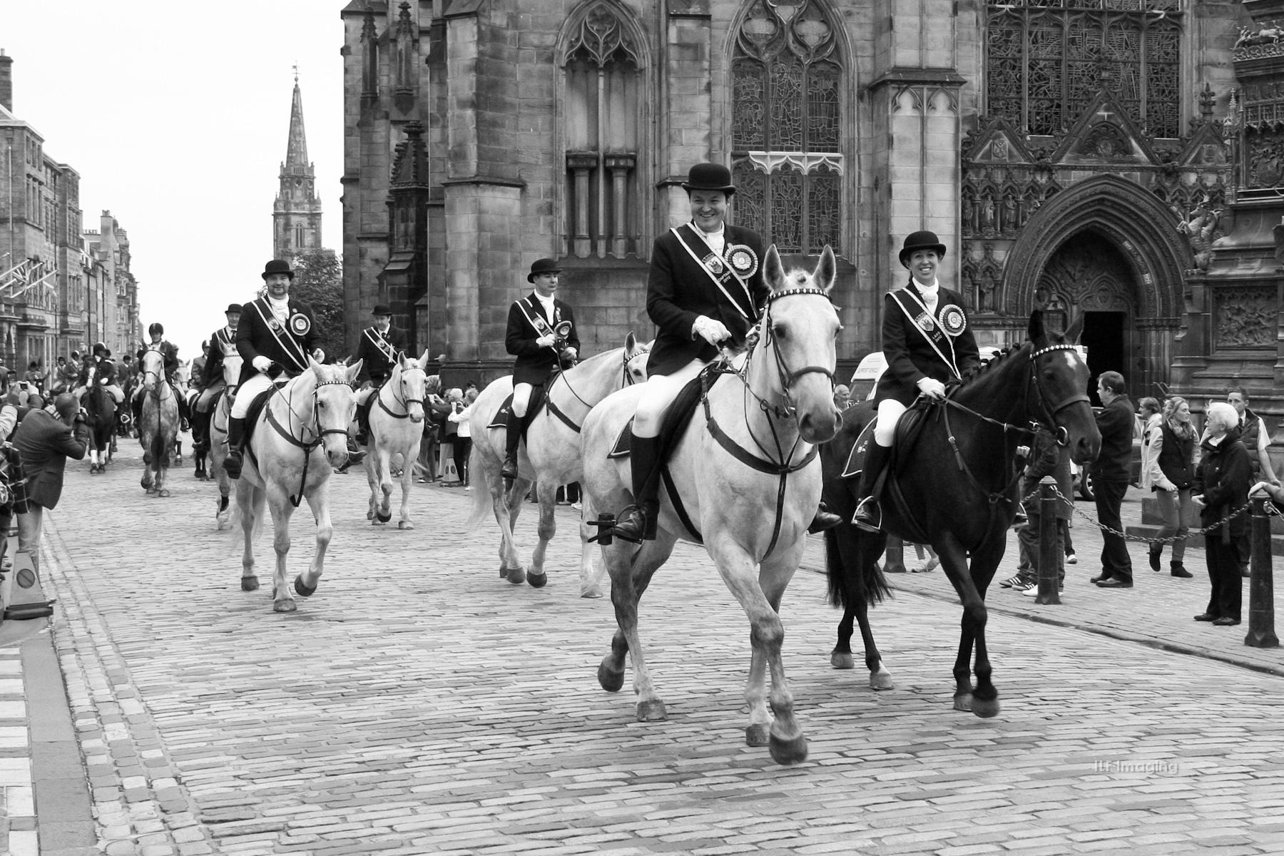 2014 Edinburgh Riding of the Marches